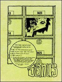 Janus 8 cover