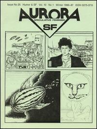 Aurora 25 cover